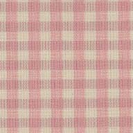 Tyg Berghem. Lillruta färg 228. Bomull 40%, Polyester 40%, Viskos 20%