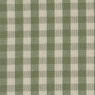Tyg Berghem. Lillruta färg 702. Bomull 40%, Polyester 40%, Viskos 20%