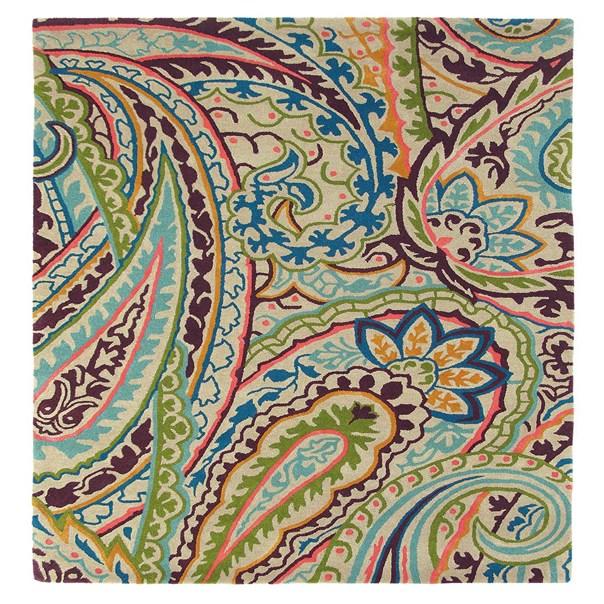Sanderson Matta Kashmir Spice art. DRUG256410 Fyra storlekar