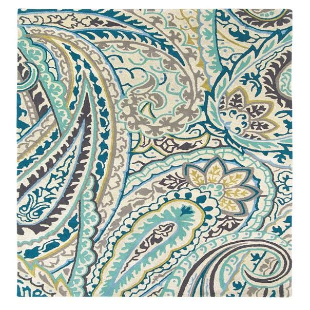 Sanderson Matta Kashmir Azure art. DRUG256411 Fyra stolekar
