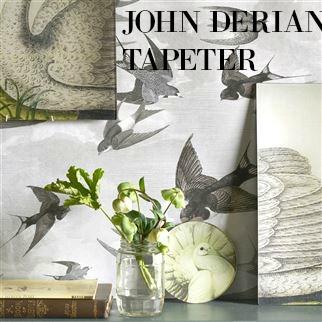 John Derian tapeter