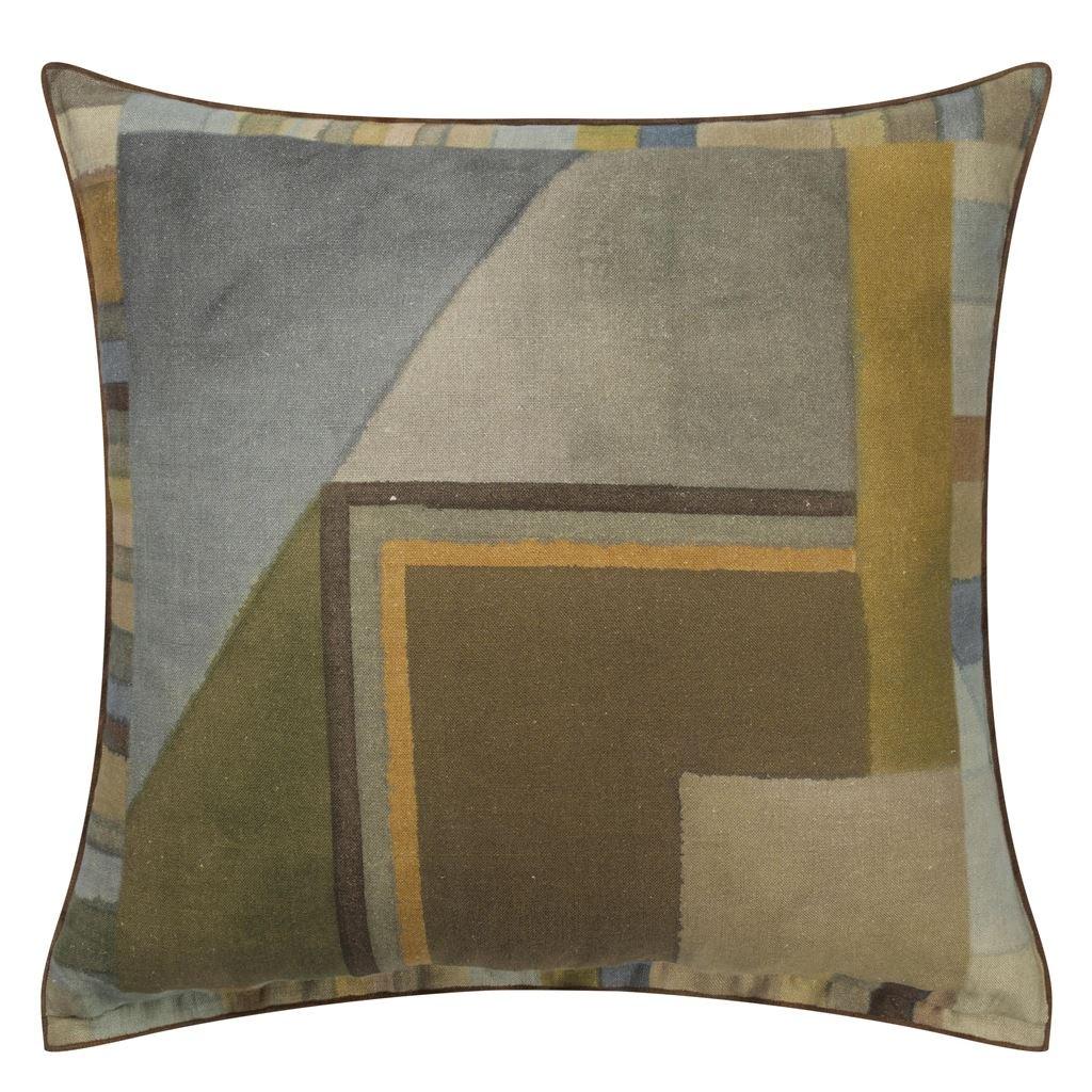Designers Guild Kudde Alphonse Ochre Cushion 45 x 45cm CCDG0929