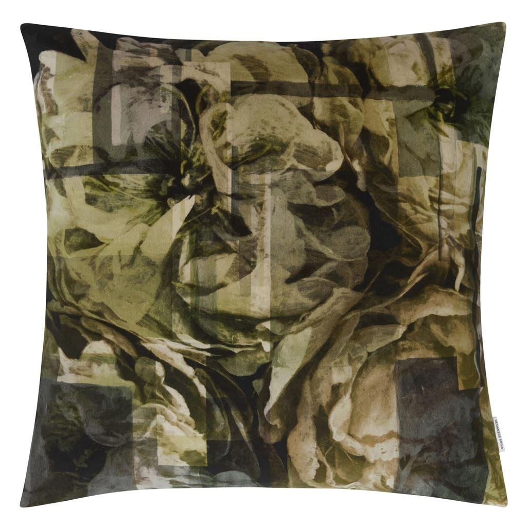 Designers Guild Kudde Fleur Noveau Birch Cushion 55 x 55cm
