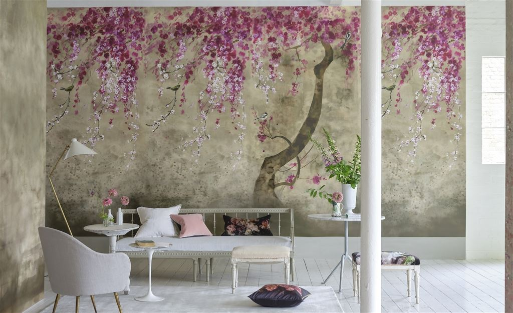 Designers Guild Tapetkollektion SCENES AND MURALS WALLPAPER
