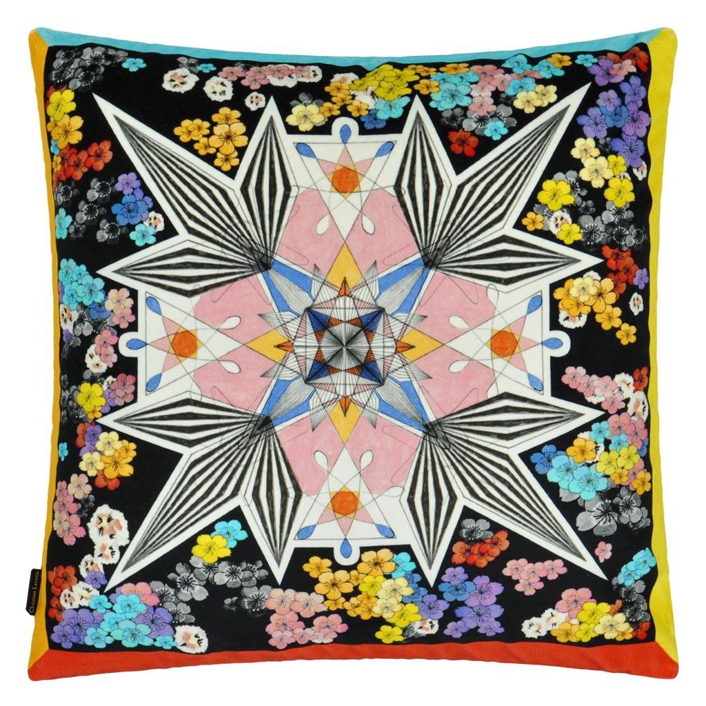 Christian Lacroix Kudde FLOWERS GALAXY MULTICOLORECCCL0593