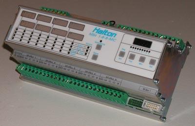 Brandstyrning - MSH 1-8-8 MC