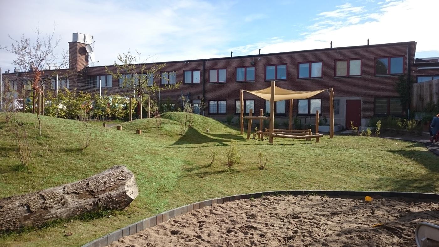 Gullängens förskola Malmö