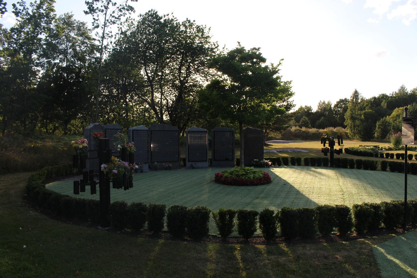 Västervik nya kyrkogård