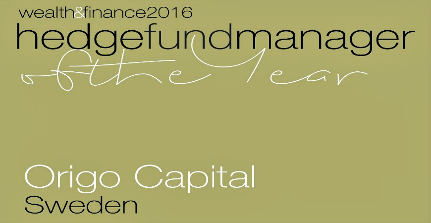 Origo Capital-Hedge Fund Manager of the year Awards (1612WF40) Winners Logo