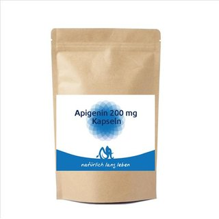 Apigenin 200mg - 60 kapslar