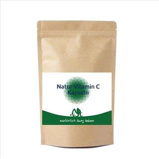 Natur vitamin C, 100 kapslar - 100 kapslar