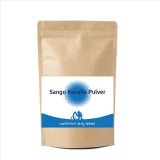 Korallkalcium Sango, 100 gram - 100 gram (pulver)