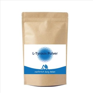 L-Tyrosin, 100g - 100 gram