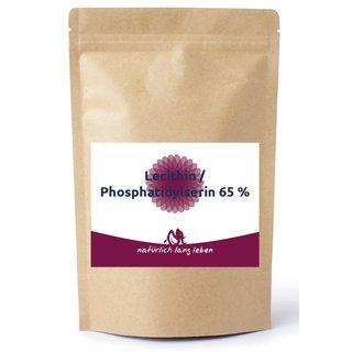 Fosfatidylserin 65% (PS) - 50 gram