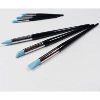 Encaustic Painting - Strukturpenslar Mix XXL 3-pack