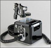 Spraytan maskin -