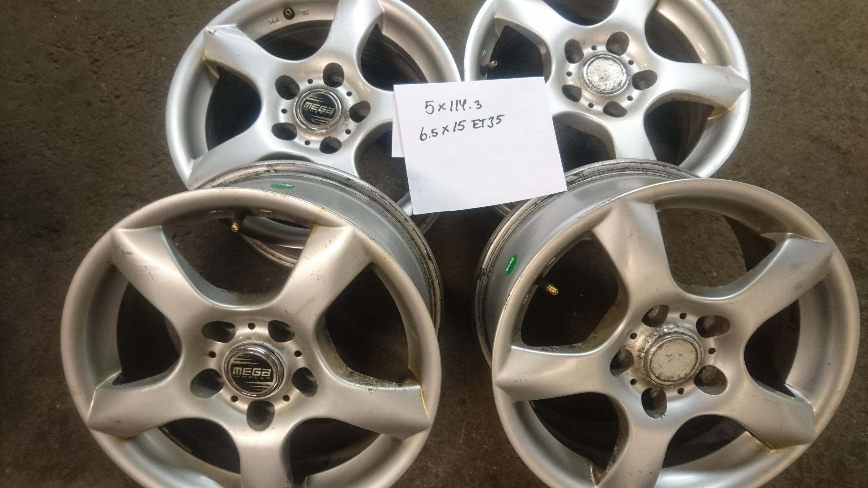sälja däck och fälg