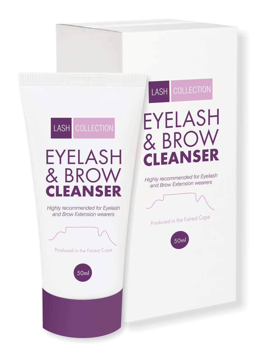 lash collection cleanser
