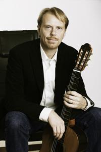 Magnus Gronlund Guitarist