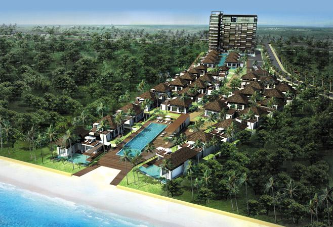 Oriental Beach Village