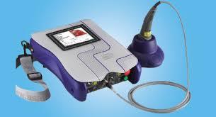 Vår laserapparat från Optilaser AB