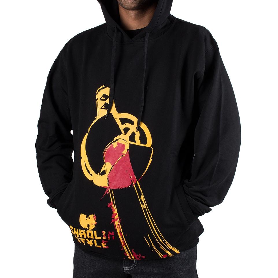 Wu-Wear Wu-Tang Clan Katana Hoodie - black