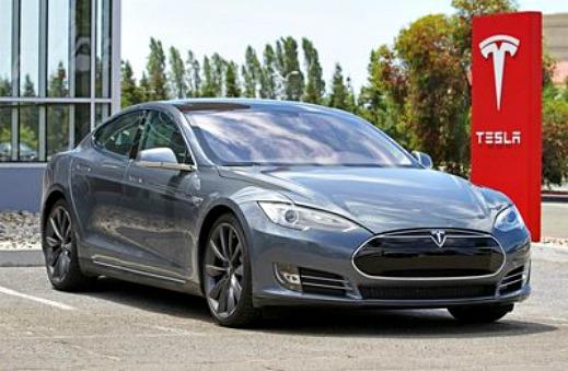 Tesla äntrar superbilsområdet
