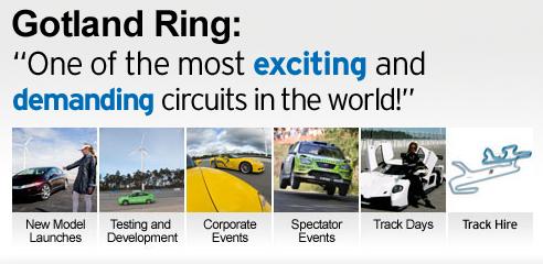 Gotland Ring för miljövänlig Racing