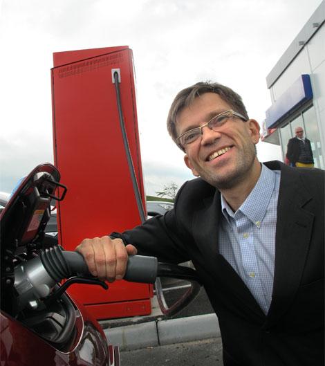 Mattias Goldmann Gröna Bilister