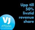 Bli kasino affiliate hos VJ Affiliates!