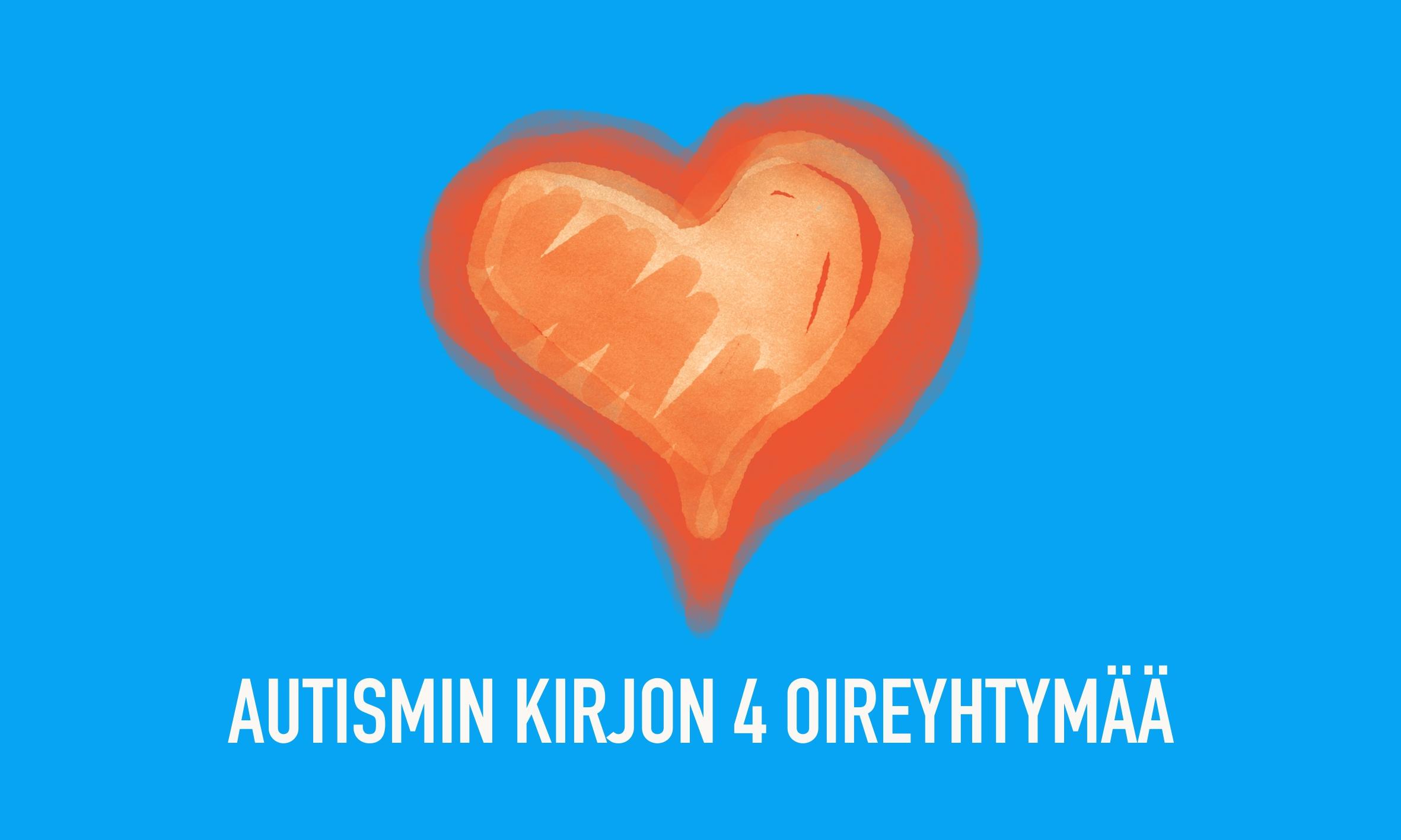 autismikirjon häiriö