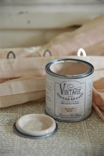 jdl vintage färg - anrique rose