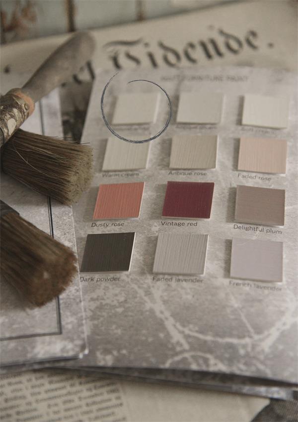 jdl - vintage färg natural white 1