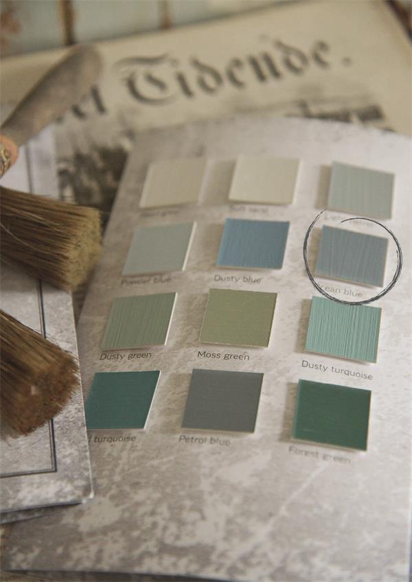 jdl vintage färg - ocean blue 1