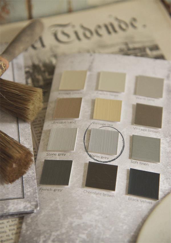 jdl vintage färg - warm grey 1