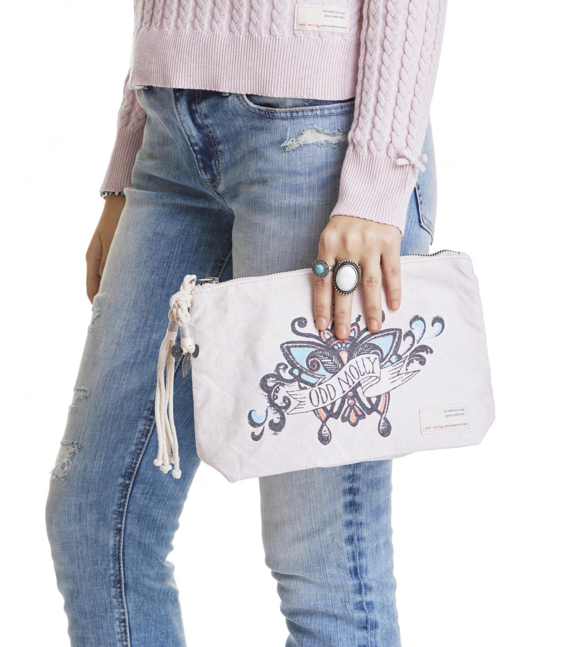 .Odd Molly Big beauty bag (Shell)