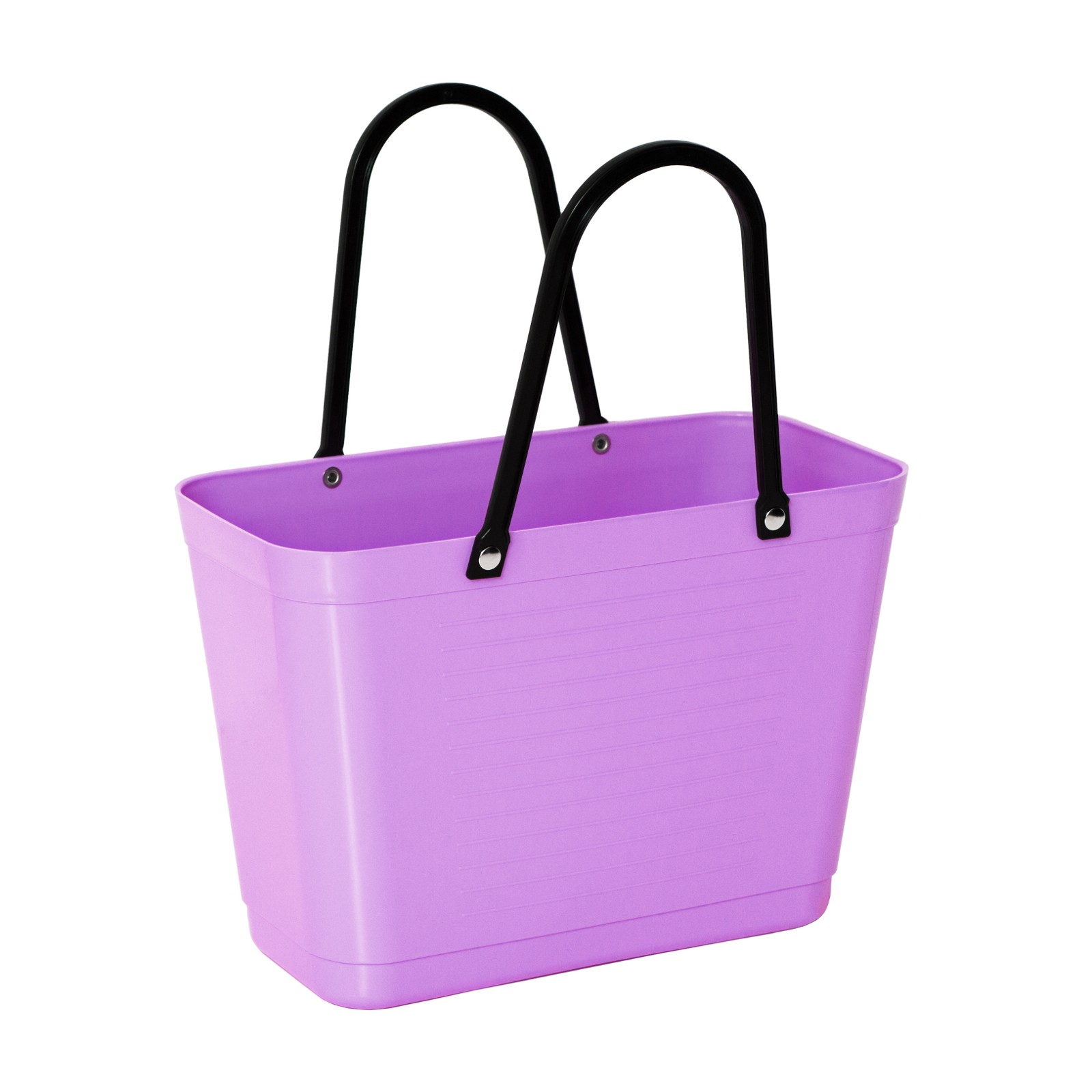 hinza liten 252-hinza-bag-small-purple-green-plastic