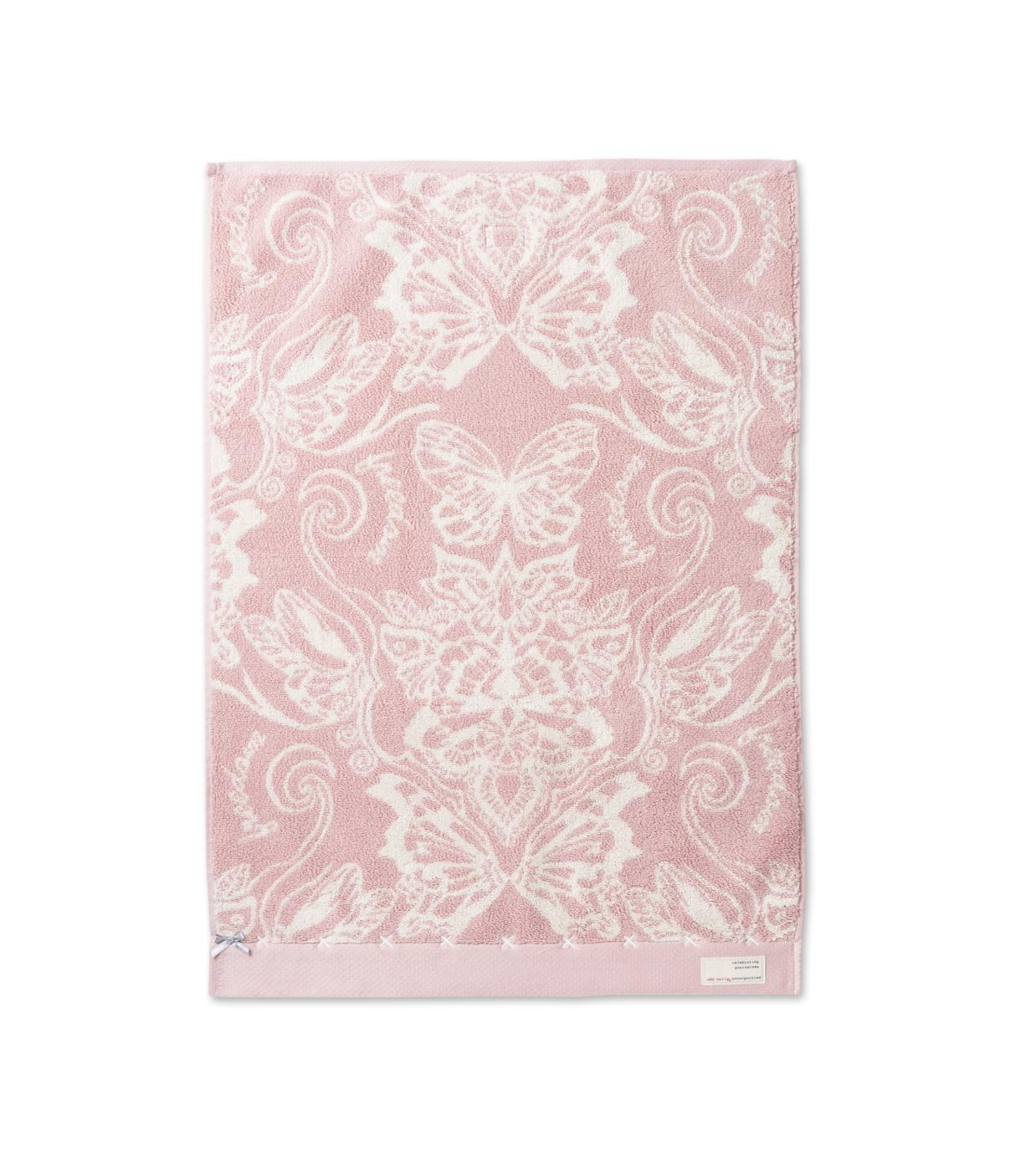 odd molly daybreak handtowel soft pink