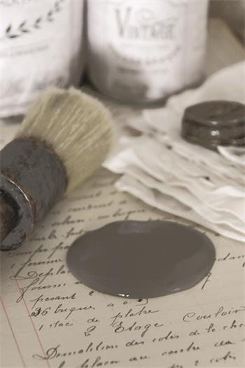vintage paint french grey