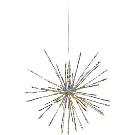 fireworks silver 40 cm