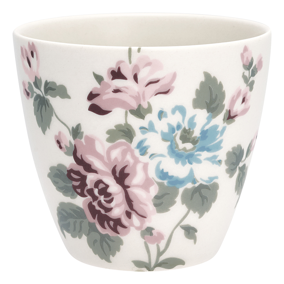 ...GreenGate Lattemugg Maude White