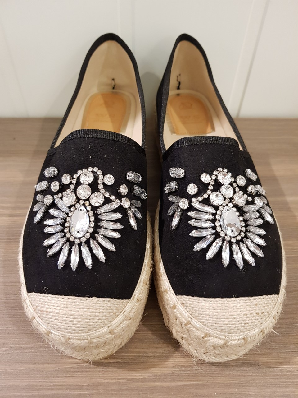 gemini sko svart3