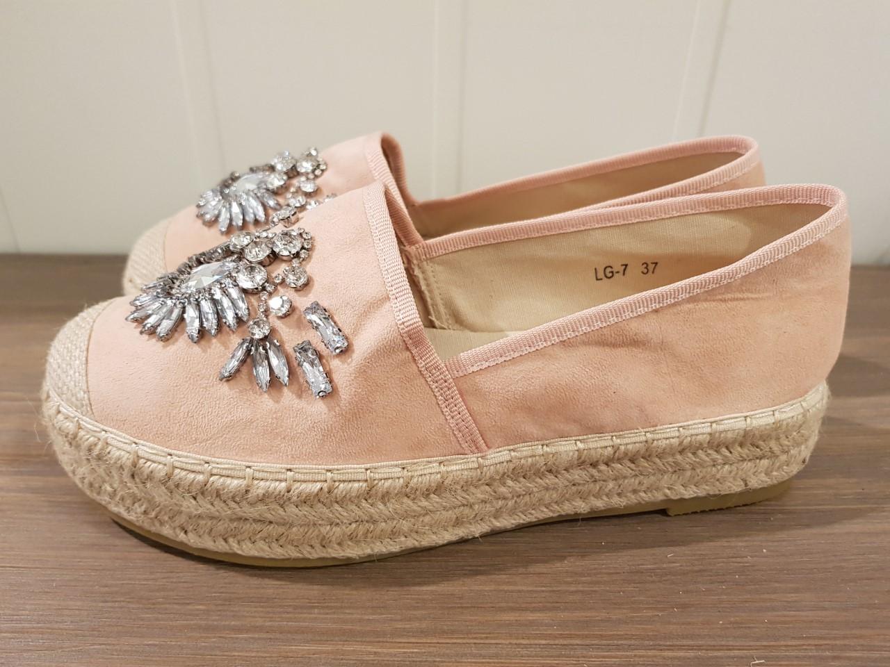 gemini sko rosa