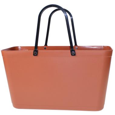 perstorp sweden bag copper brown