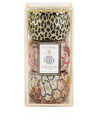 ...Voluspa Maison Tin Candle (doftljus) - Giftset 3 pack