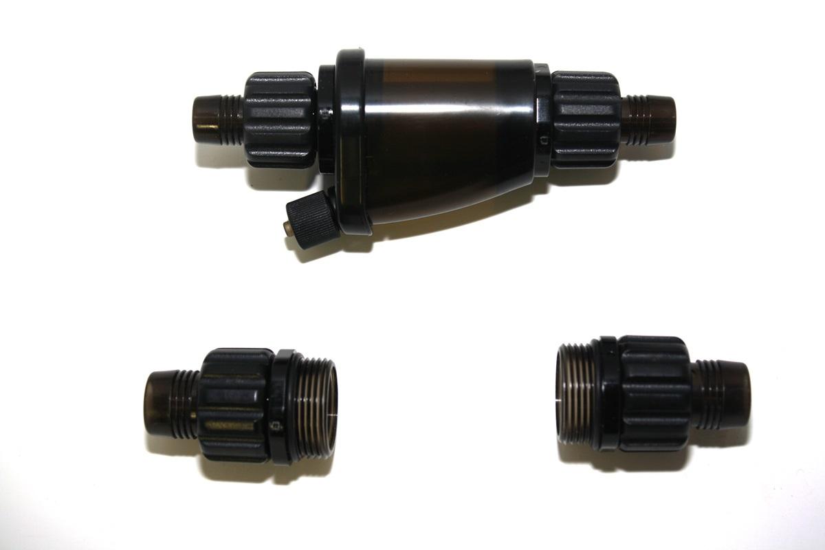 Atomizer inline