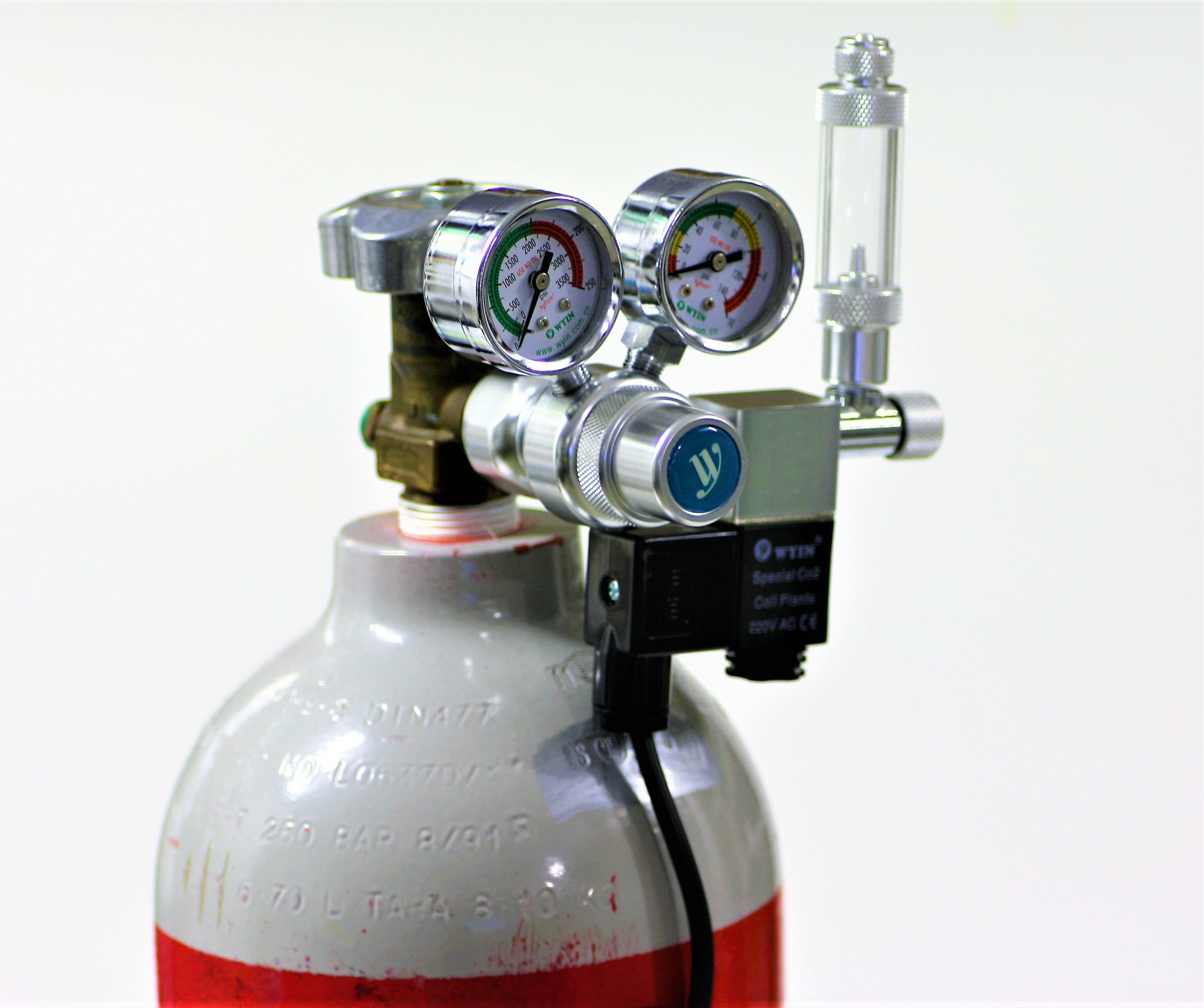 CO2 set tvåsteg