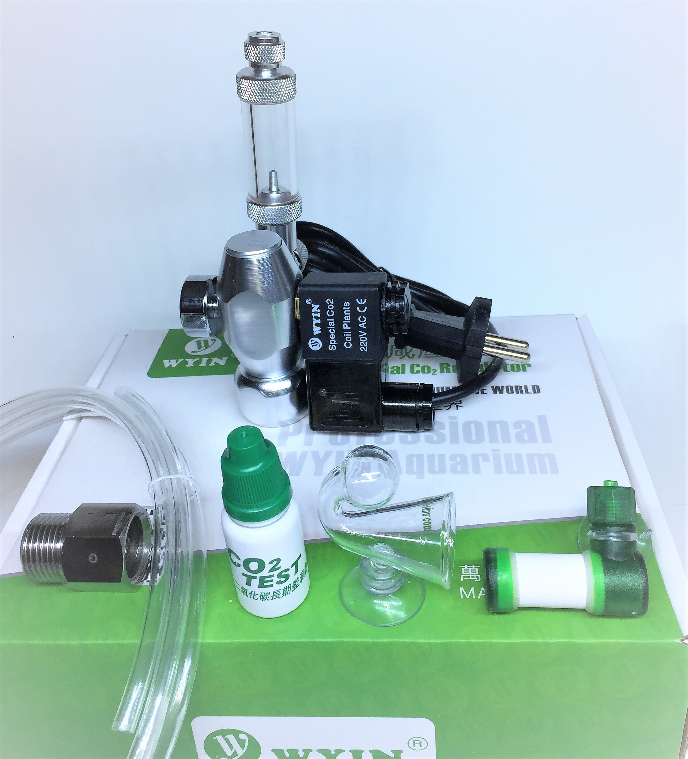 CO2 set sodastream