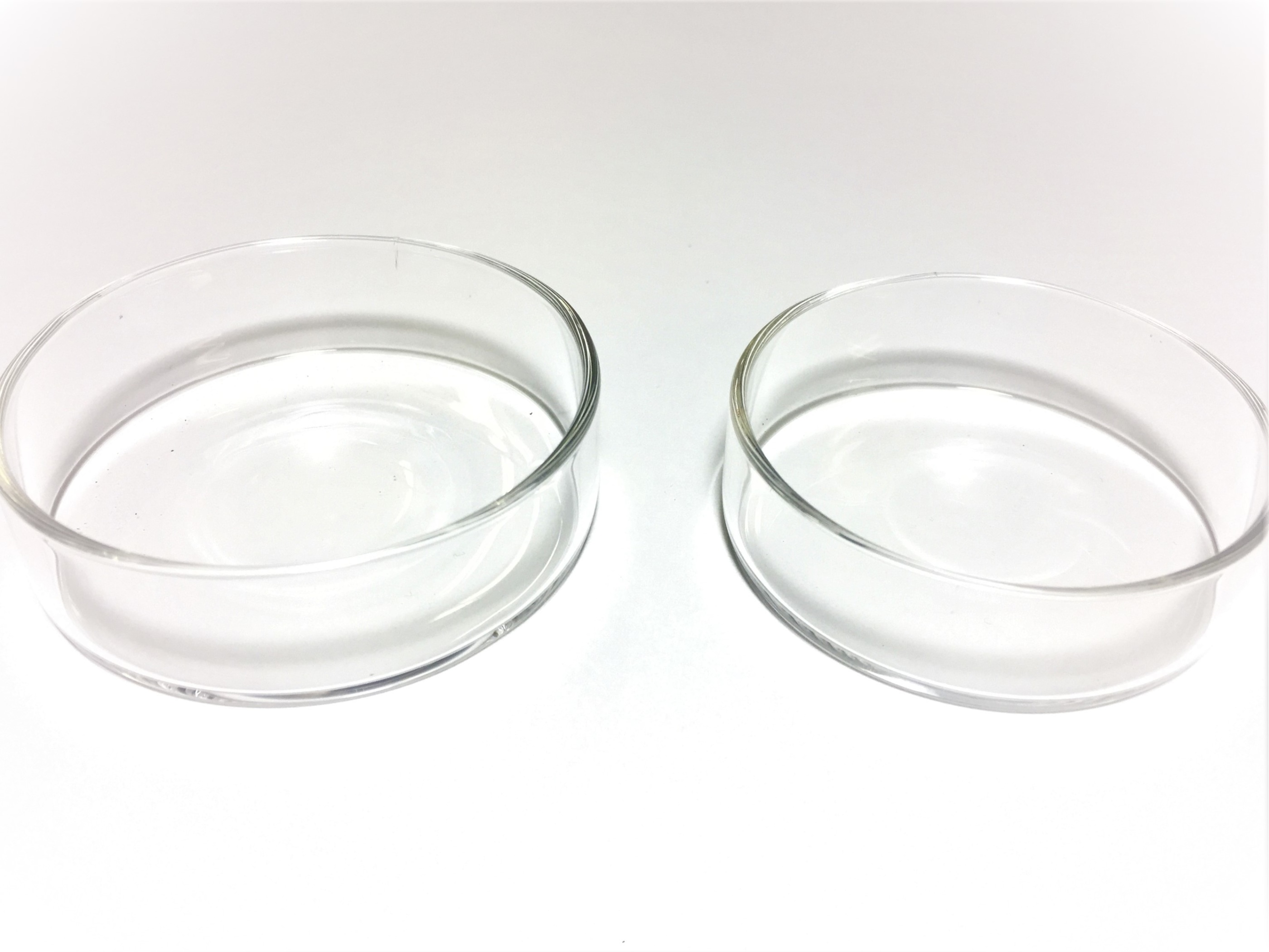 Foderskålar glas