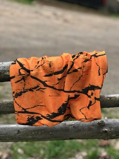 Multiscarf Orange Camo - Multiscarf Orange Camo
